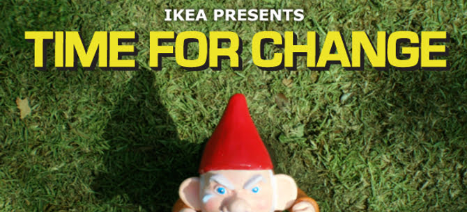 IKEA – Time for Change