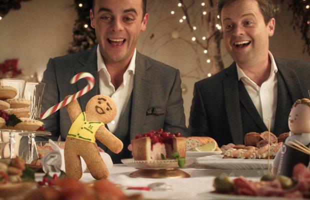 Morrisons Christmas Ad