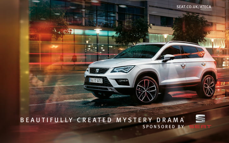 SEAT mystery drama idents